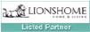 Lionshome Listed Partner Logo