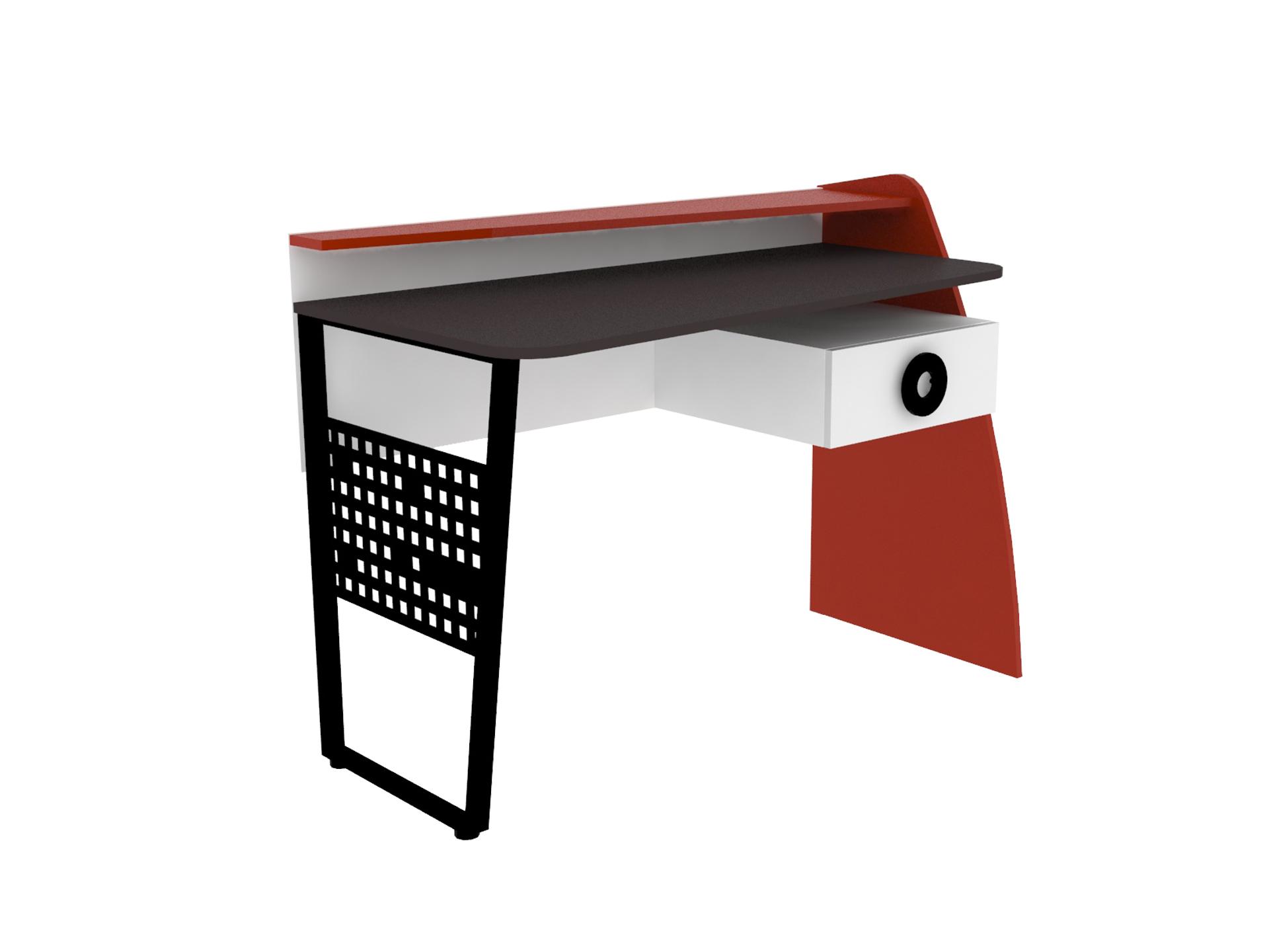 Schreibtisch Racer inkl. Schublade