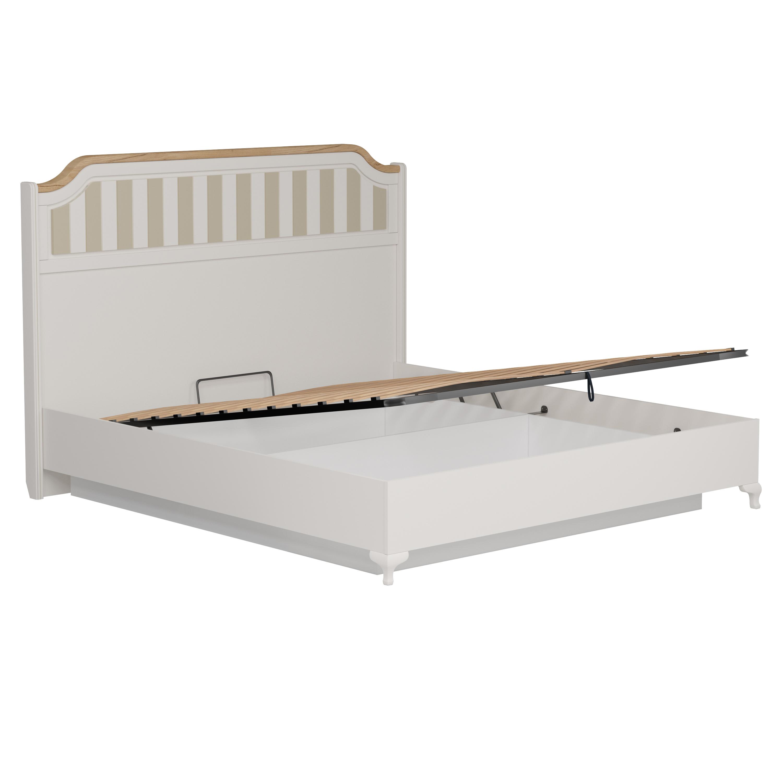 Doppelbett Villagio 180x200 inkl. Bettkasten