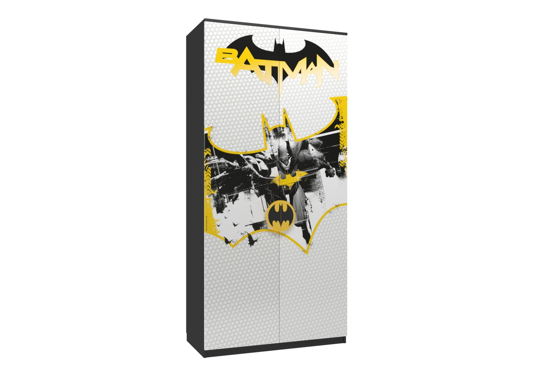 Kleiderschrank 2-Türig Batman