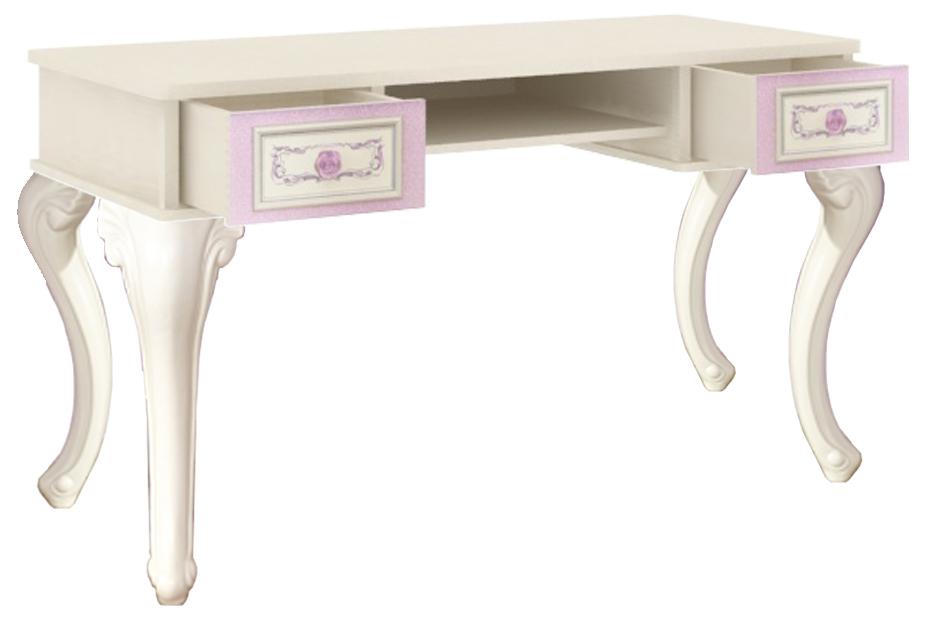 Barock Schreibtisch Marquisa inkl. 2-Schubladen