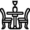Barock Esszimmer Gruppe Icon