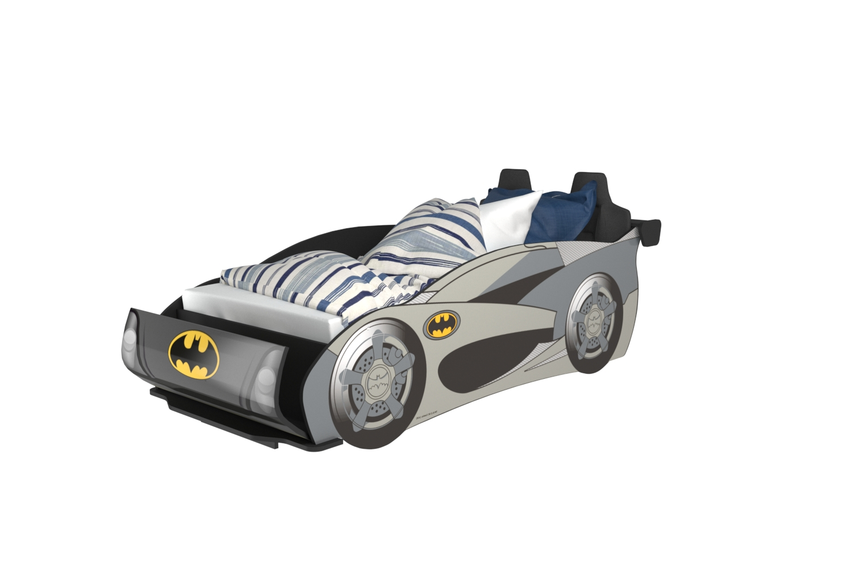 Autobett Batman 90x190 inkl. Lattenrost