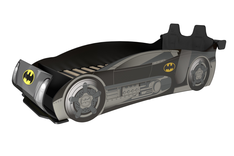 Autobett Batman 90x200 inkl. Lattenrost