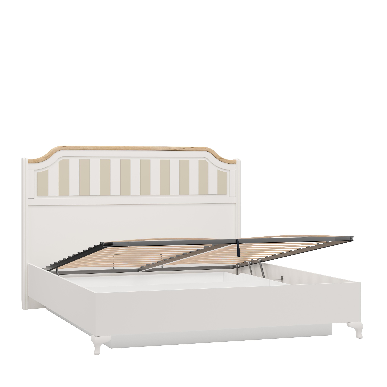 Doppelbett Villagio 160x200 inkl. Bettkasten