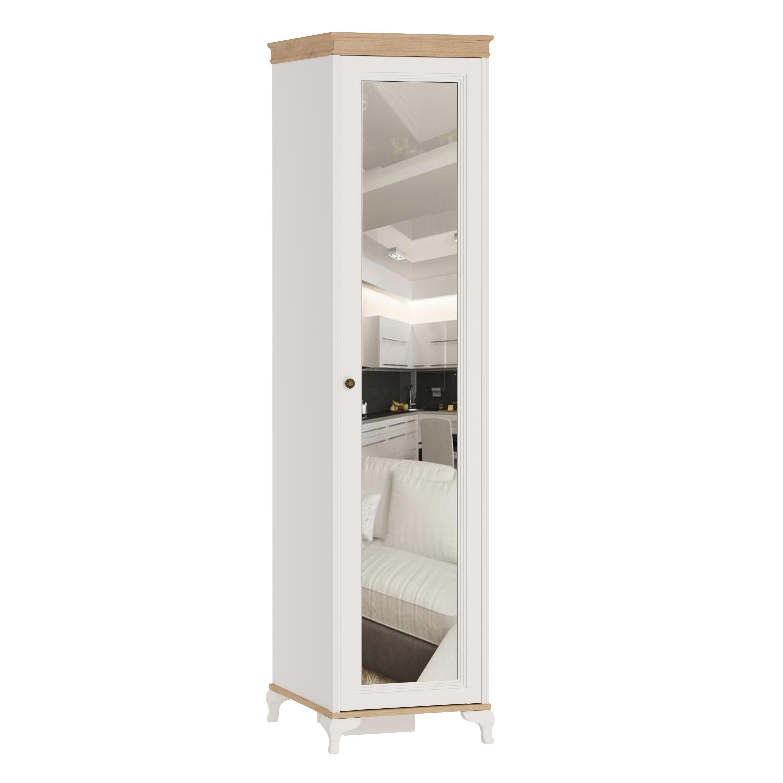 Kleiderschrank 1-Türig Villagio mit Spiegeltür
